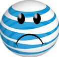 AT&T Sad Face